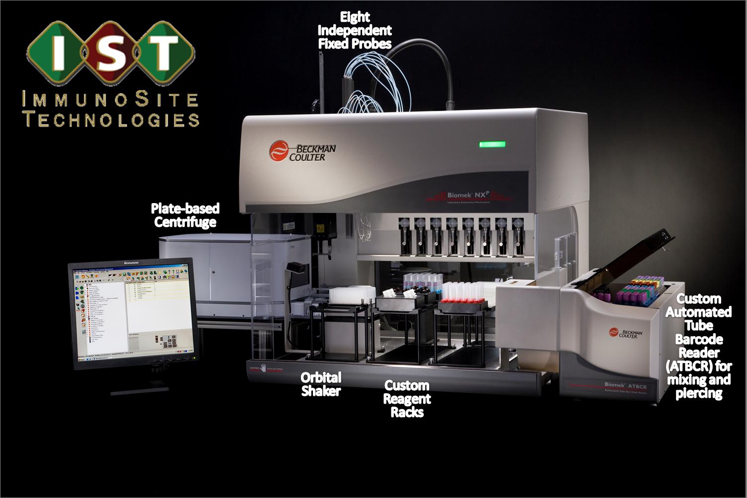 IST AutoICS System