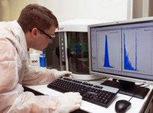 IST employs a wide range of particle testing technologies